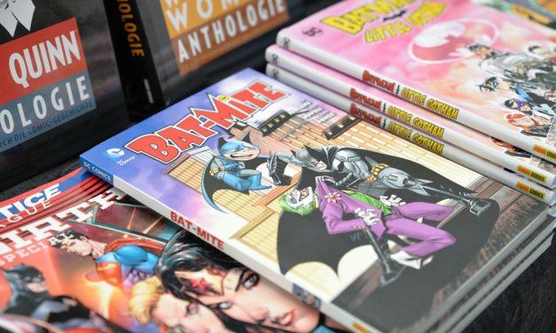 Les meilleures bandes dessinées action