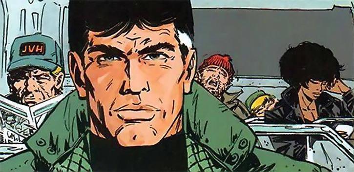 XIII la bande dessinée Mythique de Jean Van Hamme